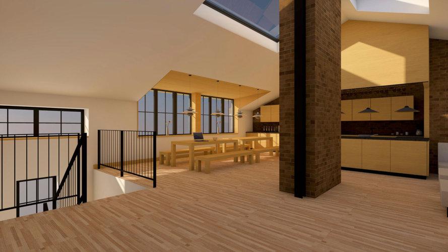 Living room – jadalnia